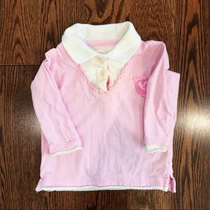 {Carter's} Collared Top, 6m